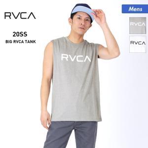 RVCA/ルーカ メンズ タンクトップ ノースリーブ ノースリーブ トップス BA041-355 oc-sports