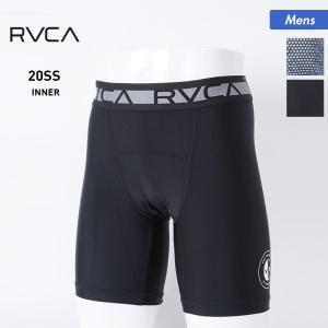 RVCA/ルーカ メンズ スポーツインナー インナーパンツ サーフインナー ボードショーツインナー サーフパンツインナー BA041-400|oc-sports