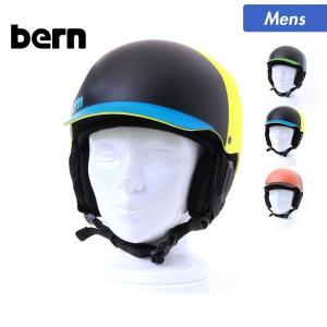 bern/バーン メンズ アクションスポーツ用 ヘルメット スノーボード用 スキー用 つば付き プロテクター BAKER|oc-sports