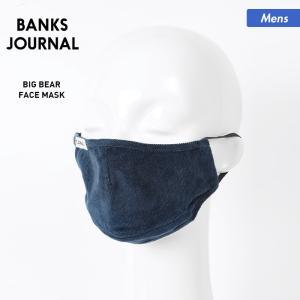 BANKS JOURNAL/バンクスジャーナル メンズ マスク フェイスマスク 布マスク 飛沫防止 AX0021 oc-sports