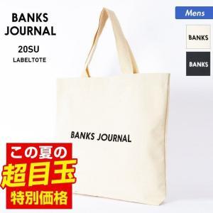 BANKS JOURNAL/バンクスジャーナル メンズ トートバッグ かばん エコバッグ サブバッグ ショルダーバッグ かばん 鞄 BA0002 oc-sports