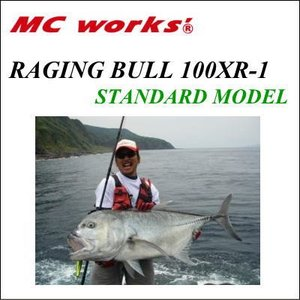 MCワークス RAGING BULL 100XR-1 STANDARD MODEL|oceanisland