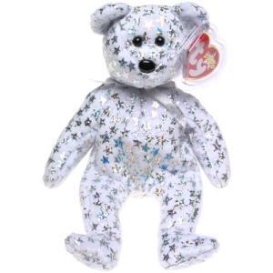 TY ビーニーベイビーズ BEANIE BABIES THE BEGINNING クマ ぬいぐるみ oceans-asa