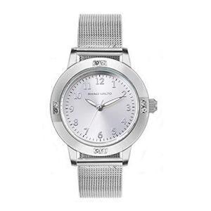 レディース腕時計 シンプル 防水ファクション カットダイヤル メッシュバンド ストラップ ガールズブレスレットウォッチ 女性腕時計 oceans-asa