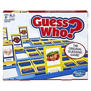Hasbro C2124 Guess Who? クラシックゲーム oceans-asa