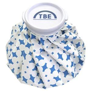トビエモン(TOBIEMON) TOBIEMON 氷嚢 アイシングバッグ 白生地+ブルー柄 T-IB-W2 白生地+ブルー柄 oceans-asa