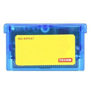 369in1カート ゲームカートリッジ コンソールカード ビデオゲームカード GBA用コンソールカード 最大369のゲームでき 保護ボックス付き GB oceans-asa