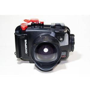 カメラレンズ 魚眼クンTGX ワイド撮影の決定版 オリンパス防水プロテクターPT-056・058対応|oceans-family