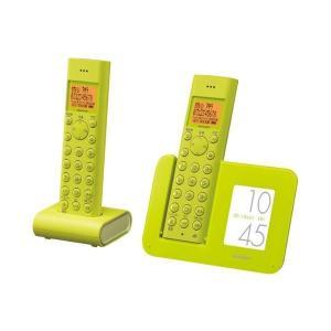 JD-3C1CW-G シャープ デジタルコードレス電話機 子機1台付き グリーン系 JD3C1CWG
