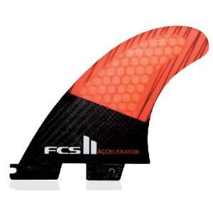 「FCS2」 アクセルレイター パフォーマンスコア カーボントライフィン Mサイズaccelerater pc tri 正規販売店|oceanzone