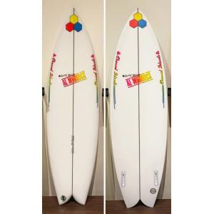 """FISH BEARD(フィッシュビアード) 5'8"""" チャンネルアイランズ channelislands アルメリック FUTUREフィン  日本正規販売店 NEWモデル oceanzonesurf"""