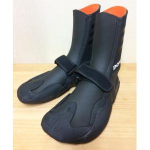 SALE!! 在庫限り DOVE(ダブ)冬用 3mmストラップブーツ サーフィン用 防寒|oceanzonesurf