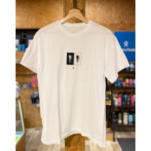FORMER(フォーマー)HYMM TEE ホワイト メンズTシャツ |oceanzonesurf