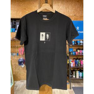 FORMER(フォーマー)HYMM TEE ブラック メンズTシャツ |oceanzonesurf