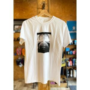 FORMER(フォーマー)CRUX TEE ホワイト メンズTシャツ |oceanzonesurf