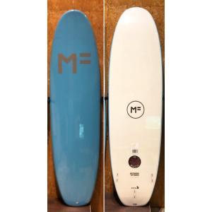 """MF SOFTBOARDS 2019モデル ミックファニングソフトボード「THE BEASTIE 7'0""""」ビースティー7.0 ブルー ファンボード 送料無料 oceanzonesurf"""
