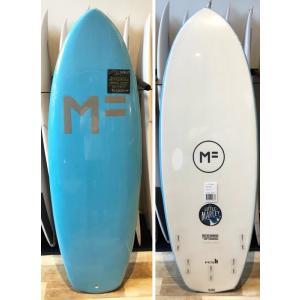 """MF SOFTBOARDS 2019モデル ミックファニングソフトボード「LITTLE MARLEY」リトルマーリー 5'6"""" アクア 小波用 送料無料 oceanzonesurf"""