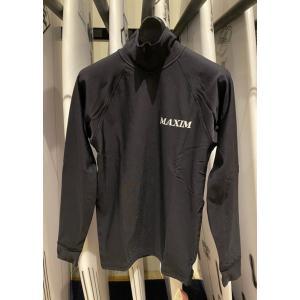 MAXIM(マキシム)ホットカプセルインナー 長袖 起毛 真冬用 |oceanzonesurf
