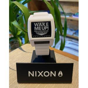 NIXON(ニクソン)Base Tide Pro ホワイト 日本正規販売店 送料無料|oceanzonesurf