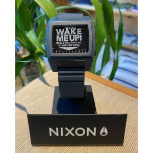 NIXON(ニクソン)Base Tide Pro Dark Slateカラー 日本正規販売店 送料無料|oceanzonesurf