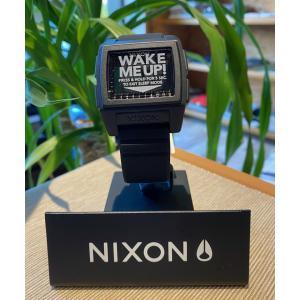 NIXON(ニクソン)Base Tide Pro BLKカラー 日本正規販売店 送料無料|oceanzonesurf