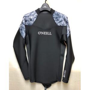 O'NEILL オニール メンズ 長袖タッパー WF-6090 スーパーフリーク バックジップ ウエットスーツ 1.5mm|oceanzonesurf