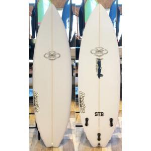 "■SALE!! クォーター「STB」 5'8"" QUARTER SURFBOADS 黒木保シェイプ 送料無料|oceanzonesurf"