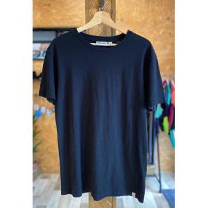 SALE!! Rhythm(リズム)BASIC SLUB T-SHIRT Tシャツ BLACK Mサイズ oceanzonesurf