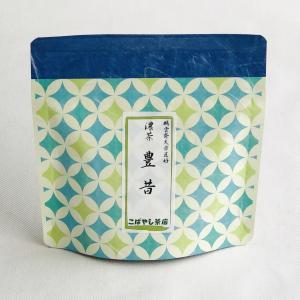 宇治抹茶<濃茶>豊昔 40g|ocha-kobayashi-shop