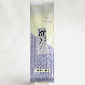 深むし煎茶 初みどり 100g|ocha-kobayashi-shop