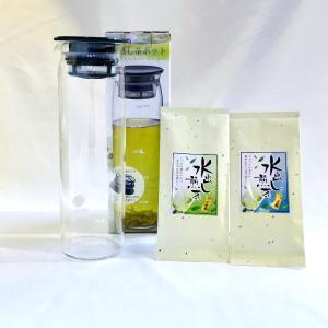 こばやし茶店水出し茶お試しセット ocha-kobayashi-shop
