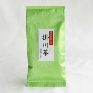 深蒸し煎茶 掛川茶 100g|ocha-kobayashi-shop