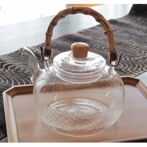 耐熱ガラス土瓶(湯沸しポット)