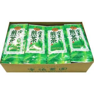 深蒸し煎茶 100g詰20本入りケース 「特価 お茶 ケース販売」