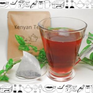 ケニア紅茶 ティーバッグ〜渋みが少ない飲みやすい|ochaya
