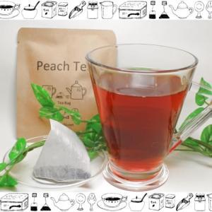 ピーチ紅茶 ティーバッグ〜甘い桃の香りに包まれて|ochaya
