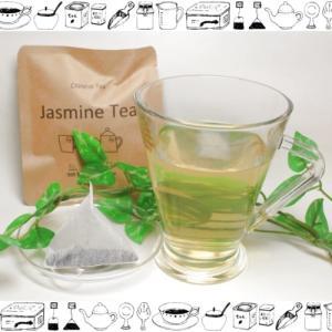 ジャスミン茶 ティーバッグ〜ワンランク上のジャスミンの香り|ochaya