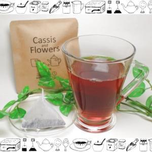カシス&フラワー ティーバッグ〜甘酸っぱいエキゾチックな紅茶|ochaya