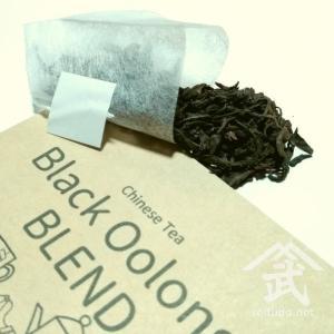 黒烏龍茶ブレンド ティーバッグ〜黒蜜の甘い香りの黒烏龍茶|ochaya