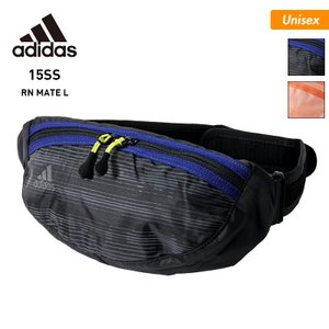 adidas/アディダス ランニングメイトL ポーチ 腰に装着する小物入れ ジョギング マラソン 運動 おしゃれ 人気 KBQ31|ocstyle