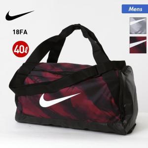 NIKE/ナイキ メンズ ボストンバッグ スポーツバッグ ショルダーバッグ 耐水 40L かばん 鞄 ジムバッグ 部活動 BA5433|ocstyle
