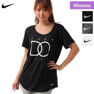 NIKE/ナイキ レディース 半袖 Tシャツ スポーツウェア ティーシャツ ランニング ジョギング ウエア ジム 778584|ocstyle