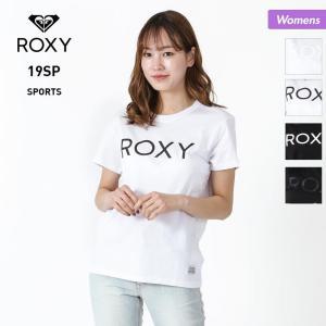 ROXY/ロキシー レディース Tシャツ SPORTS 2019 SPRING RST191173 ...