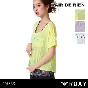 ROXY/ロキシー レディース ラッシュガードTシャツ・インナータンクトップ2点セット  RLY152011|ocstyle
