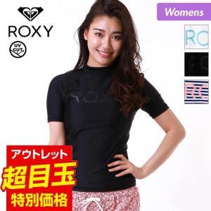 ROXY/ロキシー レディース 半袖ラッシュガード RASHIE S/S 18SPRING RLY1...