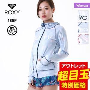 ROXY/ロキシー レディース 長袖 ラッシュガード パーカ...