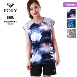 ROXY/ロキシー レディース 半袖Tシャツ FULL MOON S/S TEE 18SUMMER ...