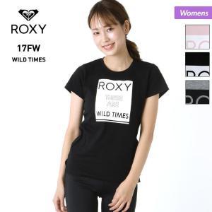 ROXY/ロキシー レディース 半袖Tシャツ WILD TIMES SS TEE 2017 FALL...