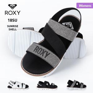ROXY/ロキシー レディース サンダル SUNRISE SHELL 2018 SUMMER RSD...