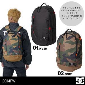 DC SHOES/ディーシーシュー メンズ リュックサック デイパック バックパック デイバッグ ザック カバン かばん 鞄 ADYBP00008|ocstyle